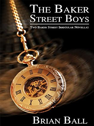 book cover of The Baker Street Boys