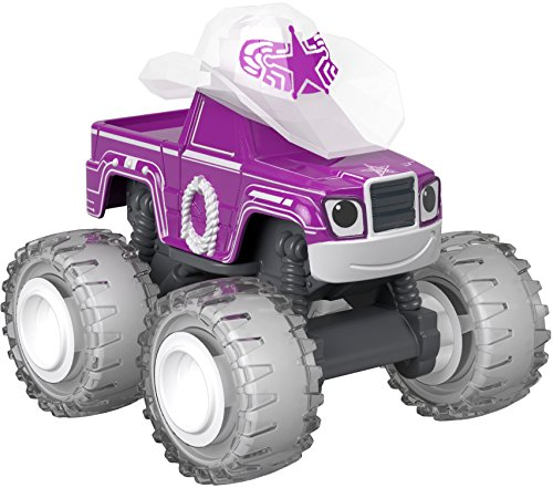 Fisher-Price Nickelodeon Blaze & The Monster Machines, Robo Starla