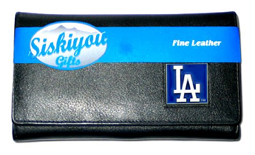 MLB Los Angeles Dodgers Women's Leather (Los Angeles Dodgers Leather)