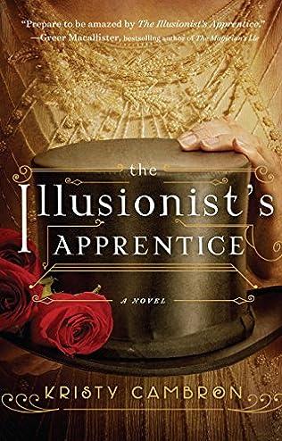 book cover of The Illusionist\'s Apprentice