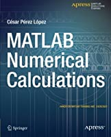 MATLAB Numerical Calculations Front Cover
