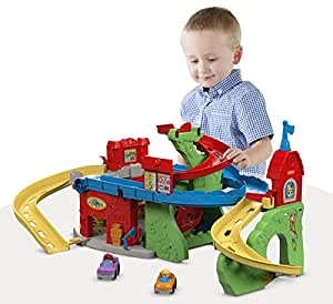 Fisher Price Little People Sit N Stand Skyway Playsets