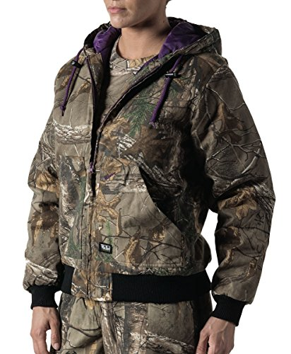 Walls-Womens-Ladies-Insulated-Hooded-Jacket