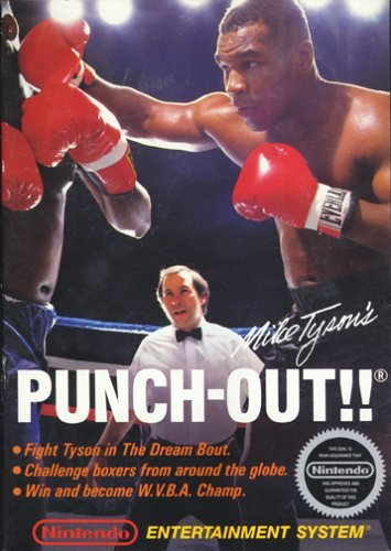 Mike Tysons Punch-Out!! - Nintendo NES ()