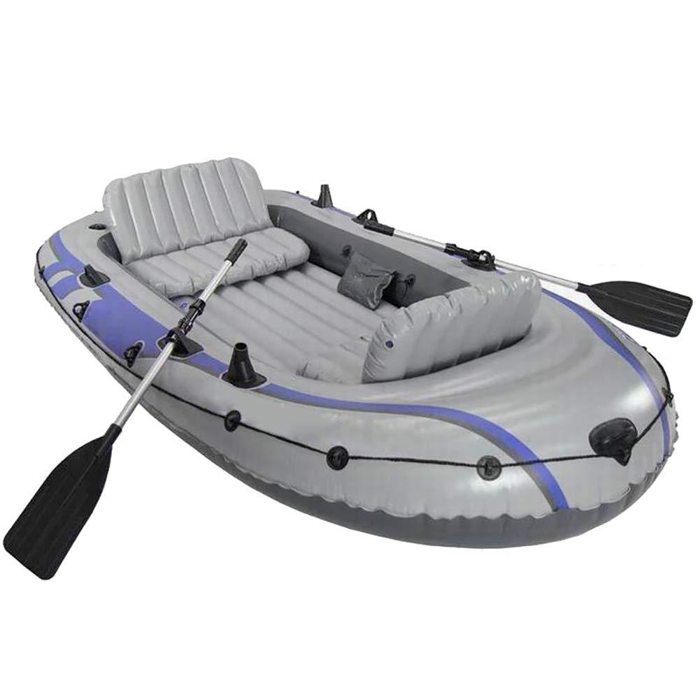 DMBHW 4 Personas Barca Hinchable Rafting al Aire Libre La ...