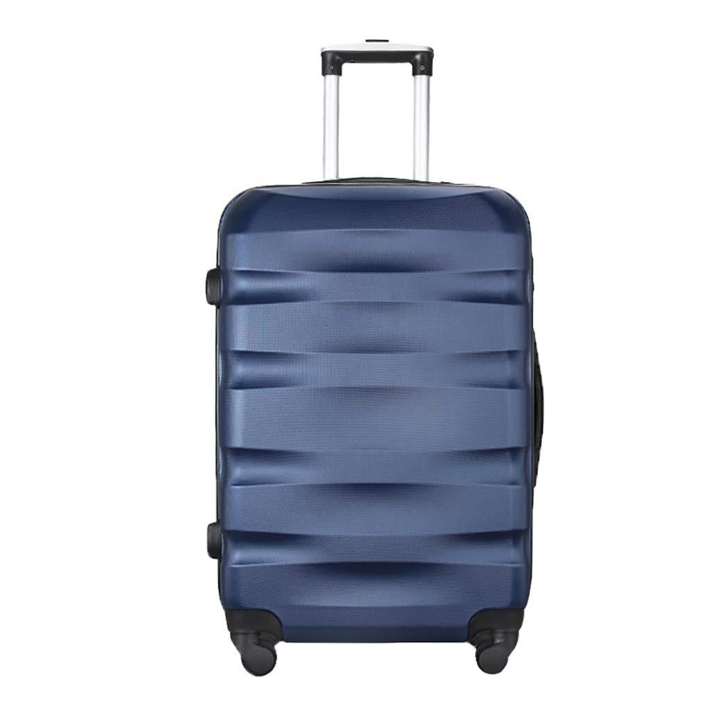 6566b49ddf 24インチのトロリーケースユニバーサルホイールの女性のスーツケース20インチスーツケースのスーツケースの男性の韓国語バージョン (色 : D, サイズ  さいず : 20INCH) ...