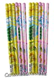 : Pokemon Pencil set : pokemon stationery 12 pcs pencils