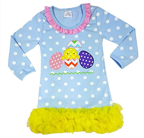 Dot Easter Dress Clothes - 6