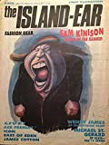 The Island Ear Magazine Sam Kinison Cover April 2, 1990 Island Park, Long Island, New York Arie Nadboy Annette Nadboy Long Island Parenting Good Times Magazine