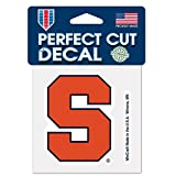 NCAA Syracuse University Perfect Cut Color Decal, 4