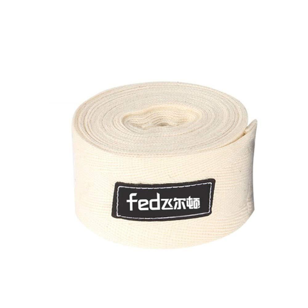 JINSHANDIANLIAO Boxing Sanda Bandage, Boxing Bandage, Random Color, White 2.5m, The Best Gift for Fitness Lovers
