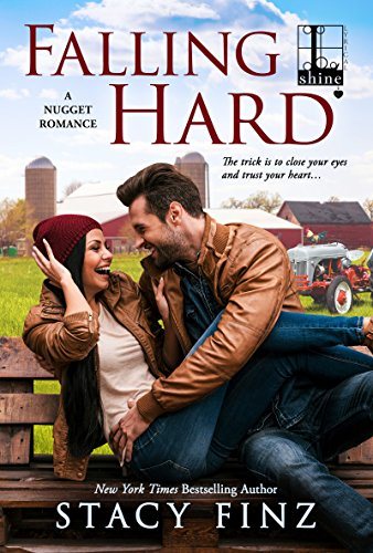 Falling Hard (A Nugget Romance Book 9) by [Finz, Stacy]