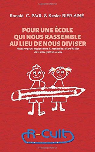 Pour une école qui rassemble au lieu de diviser (French Edition)