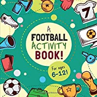 A Football Activity Book!: Packed With Puzzles