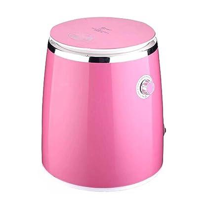 Washing Machine WM Mini Lavadora bebé bebé Ropa Interior pequeña con Lavadora semiautomática en seco de