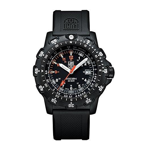 Luminox Men's LM8822.MI Recon Point Black Watch by Luminox