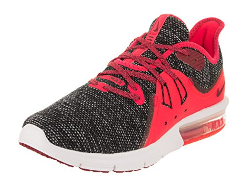 de 017 Running NIKE Max Femme Orbit Red Multicolore Chaussures WMNS White Crush Compétition Black Air 3 Red Sequent rq0w4YqT