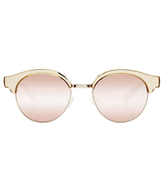 Le Specs Gafas de sol de lujo Cleopatra Color De Rosa única ...