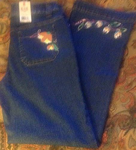 Bill Blass Women Blue Jeans Size 6P
