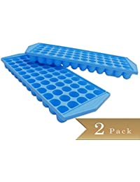 Gain (Set of 2) Blue Ice Cube Tray - 60 Barrel Shape Mini Cubes online