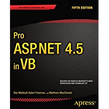Pro ASP.NET 4.5 in VB