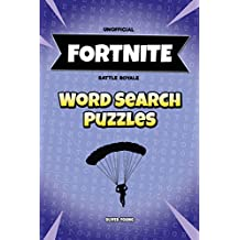 Fortnite: Word Search Puzzles