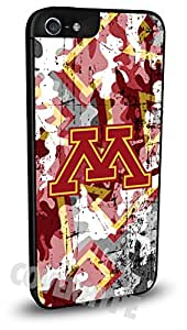 Minnesota Golden Gophers Cell Phone Hard Plastic Case for iPhone 5c