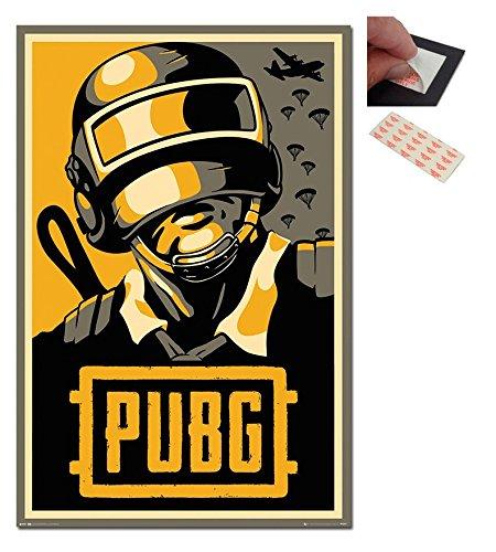PUBG Playerunknown's Battlegrounds Hope Poster - 91.5 x 61cm
