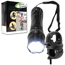 Whetstone 72-14390 14 Led Flashlight with Bicycle Clip