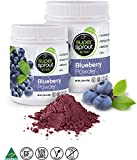 Super Sprout Blueberry Powder - 80 Grams (2.82 Ounces) - Add this freeze dried blueberry powder to your favorite smoothies, desserts and much more to get all of the vitamins and health benefits!