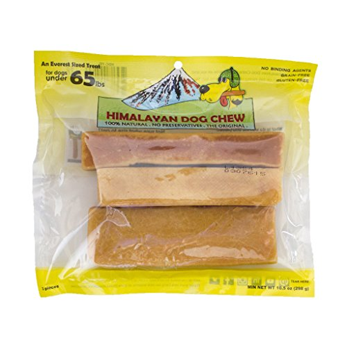 Himalayan Dog Chew contains pieces product image