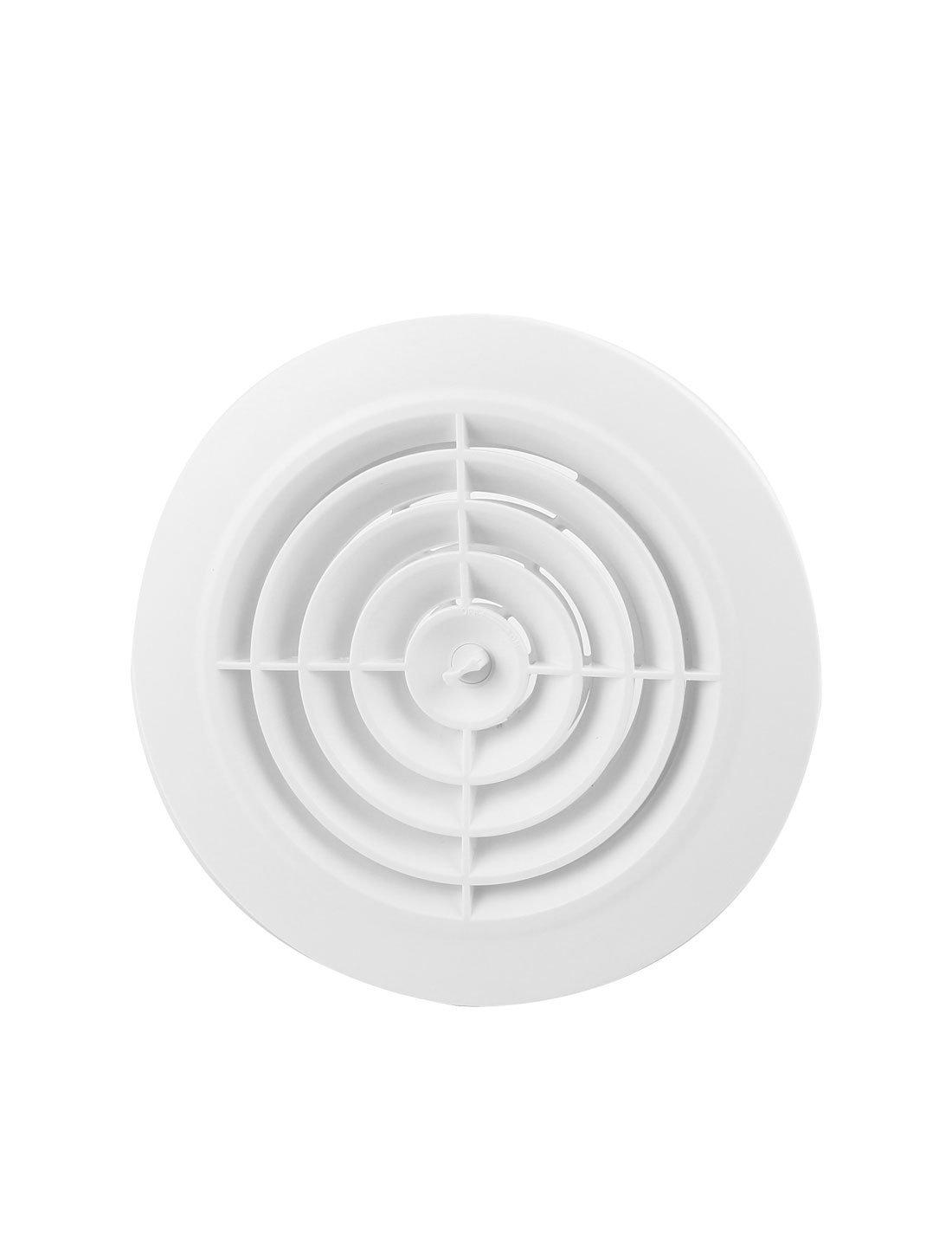 Círculo ajustável Ventilação Grille 150 milímetros Redonda condutas de ventilação da tampa: Amazon.com: Industrial & Scientific