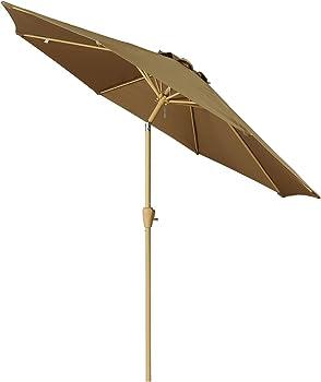 Balichun 9 Ft Patio Outdoor Umbrella