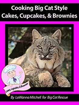 Cooking Big Cat Style Cakes Cupcakes and Brownies