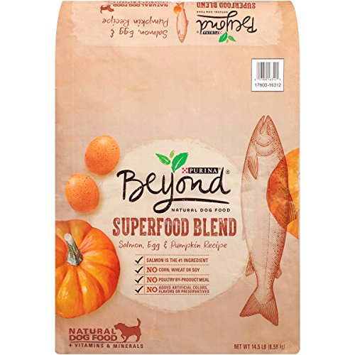 Purina Natrual Beyond Dog Food Reviews