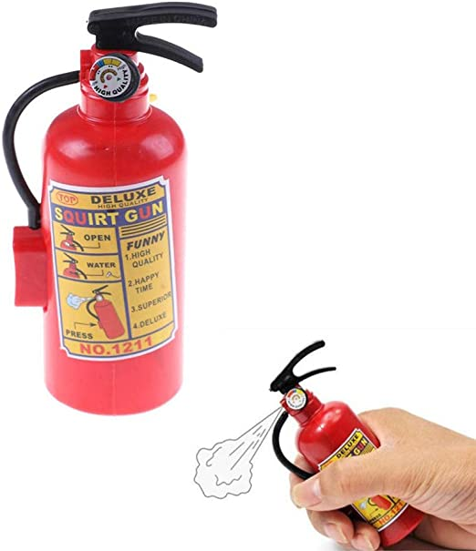 Stop Large glass Fire Extinguisher Fyr Decal//Sticker For The Auto
