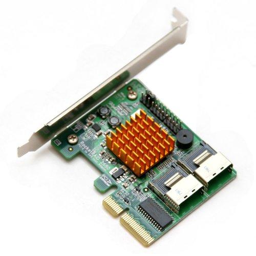 51 EUaiakJL - HighPoint RocketRAID 2680SGL 8-Channel PCI-Express x4 SAS 3Gb/s RAID Controller