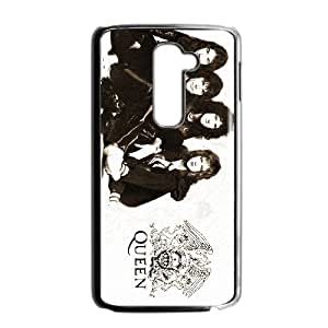LG G2 Cell Phone Case Black Queen Band ybu