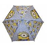 Minions Blue Umbrella - Lots of Minions