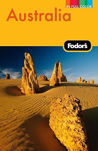 Fodor's Australia, 20th Edition (Full-color Travel Guide)