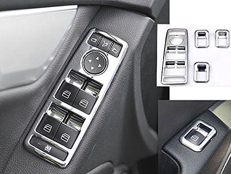 Mercedes X204 GLK cromado eléctrico interruptor rodea: Amazon.es: Coche y moto