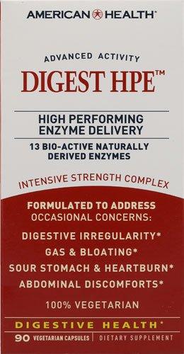 American Health Digest HPET -- 90 Vegetarian Capsules - 3PC by American Health