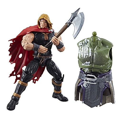 Marvel Thor Legends Series 6-inch Nine Realms Warriors