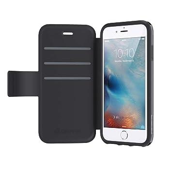 brand new 9ee0d 0f86c Griffin Survivor Adventure Wallet Case for iPhone 7 - Black, GB42781