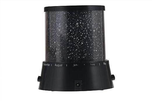 WO NICE LED Estrella proyector Colorido luz de la Noche de Dormir ...