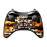 > > Decal Sticker < < Keep Calm Now it's Time For Whisky Quote Design Print Image Wii U Pro Controller Vinyl Decal Sticker Skin by Trendy Accessories by Trendy Accessories