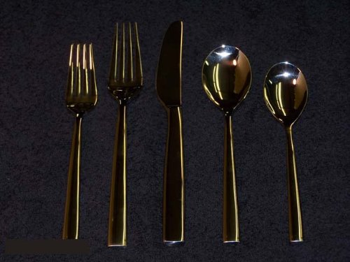 Gorham Flatware Carrie 5 Piece Place Setting(s)