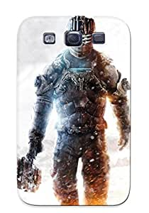 Durable Case For The Galaxy S3 - Eco-friendly Retail Packaging(dead Space 3)