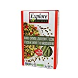 Explore Cuisine Organic Edamame and Mung Bean Fettuccine, 6 Count, 1.6 Kg