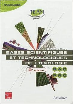Bases scientifiques et technologiques de loenologie BAC PRO CGEA option Vigne et vin : Modules MP 141 et 143